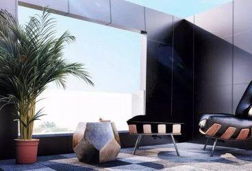 شقة بمساحة 190 متر في بلوم فيلدز