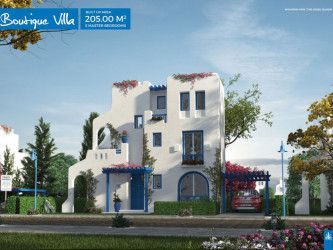 Standalone villas in Mountain View Resort