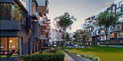 شقة بمساحة 125 متر في كمبوند ايست تاون
