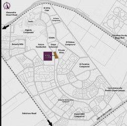 وحدات في ايتابا الشيخ زايد بمساحة 499 متراً