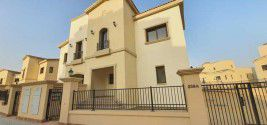 Twin house 229 m² in Uptown Cairo New Cairo