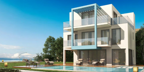 Villa 260 meters in the Monte Galala