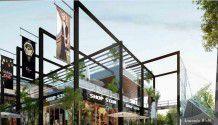 محل يمساحة 202 متر في مول ارمونيا ووك
