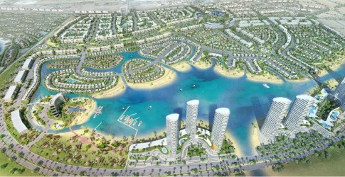 Chalet 114 meters for sale in North Edge Towers Alamein