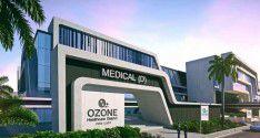 عيادة في مول اوزون الطبي