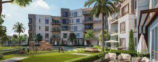 شقة في ذا اكسيس 6 أكتوبر بمساحة 146متراً