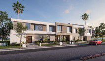 Twin House with Area 264 m² in City Stars Resort.