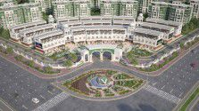 شقة في لافيردي العاصمة الجديدة بمساحة 203 متراً