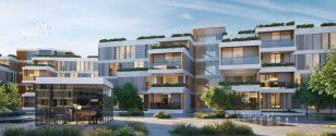 Town House In Sodic East El Shorouk 280m