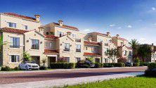 With an area of 230m Townhouse in La Vista City