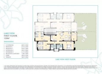 Chalet 120 m² in Blue Blue El Sokhna by MG Development