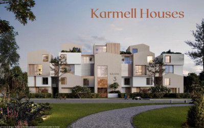 Townhouse for sale in Karamell Compound