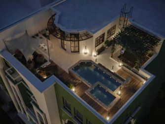 شقة في كمبوند لافيردي العاصمة الجديدة
