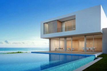 Twin House with space of 360 meters in La Vista Bay East