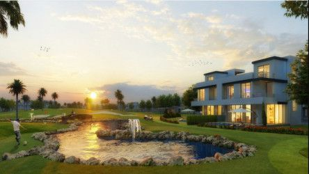 Golf Porto Cairo Compound.