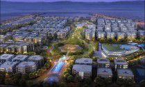 شقة بمساحة 160 متر في تاج سلطان