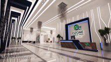 وحدات في مول اوزون الطبي القاهرة الجديدة بمساحة 48 متراً