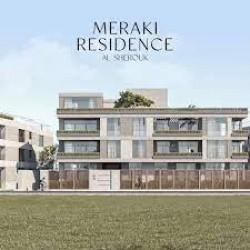 Apartment for sale in Meraki Al Shorouk