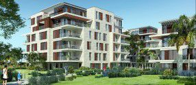 Apartment with area 123m² in Taj City