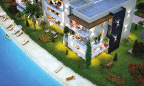 Residential Units in Bo Sands Resort