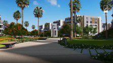 وحدات في كابيتال جاردنز القاهرة الجديدة بمساحة 183 متراً