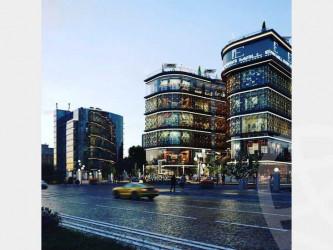 وحدات في مول ايفيرا العاصمة الجديدة بمساحة 34 متراً