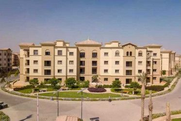 Apartments for sale in Mivida compound New Cairo