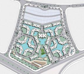 عقارات للبيع في كمبوند جنوب العاصمة الجديدة