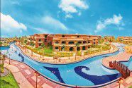 Units and Swimming pool in Porto New Cairo