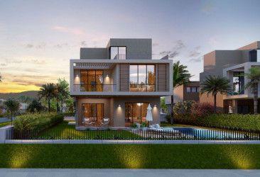 Villas 251 m in  Sodic East New Heliopolis Compound.