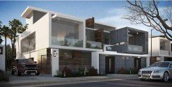 Twin House 286 m² in La Vista City new capital .