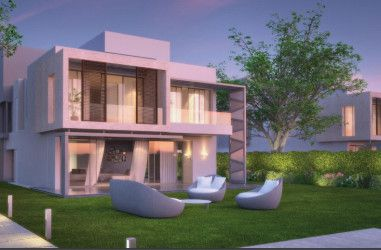 Twin House with area 300m² in Hadaba