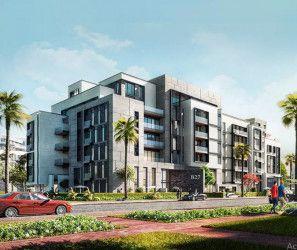 Apartment 151 meters in Swan Lake Residence Hassan Allam