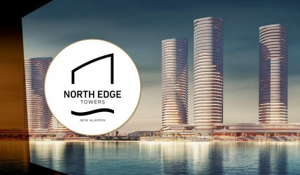 Units for sale in New Alamein Towers by City Edge