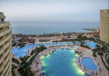 Life in Porto Sokhna Resort