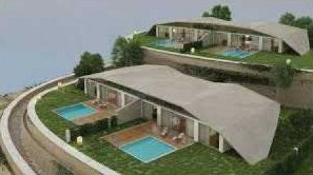 Twin House in IL Monte Galala Resort