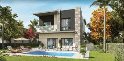 Villa In Swan Lake Residences New Cairo 977m