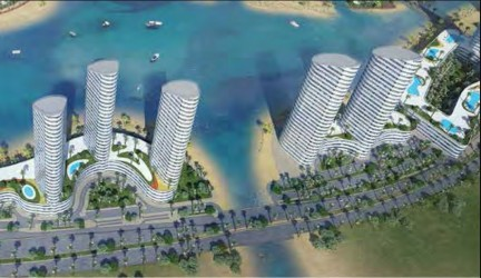 Chalets for sale in Alamein Towers