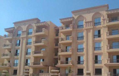 Apartment In Tiba Rose Compound