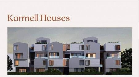 Units with an area of 199meters in Karamell Zayed