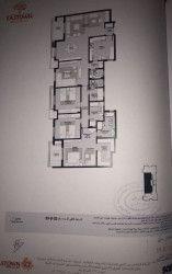 شقة مساحة 255 متر في كمبوند ايست تاون من سوديك