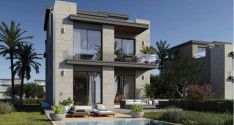 Villa with area 208m² in La Vista City