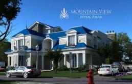 Villas in Mountain View Hyde Park Compound
