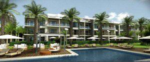 Duplexes in Aroma Beach Resort