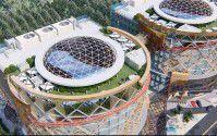 وحدات في اوداز العاصمة الجديدة بمساحة تبدأ من 87 متراً