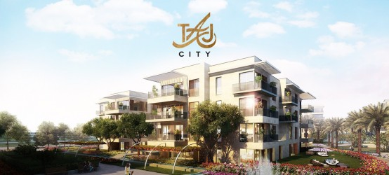 شقة للبيع في كمبوند تاج سيتي من مدينة نصر