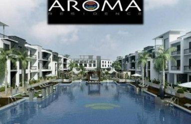 Studio For Sale in Aroma Beach Residence
