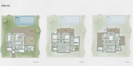 Designing villas at IL Monte Galala Resort