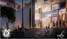 عقارات بمساحة 95 متر في مول ازدان