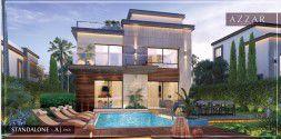 Villa in Azzar Compound Fifth Settlement
